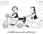 عمران خان کا عثمان بزدار کی حمایت جاری رکھنے کا فیصلہ۔ خبر