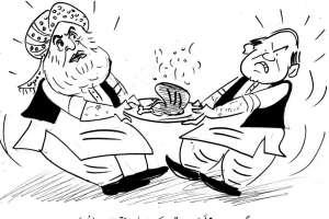ن لیگ اور جے یو آئی میں وزارتوںکے معاملات پر اختلاف ۔ (خبر)