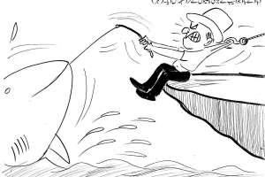 دبائو کے باوجود نیب نے بڑی مچھلیوں کے گرد شکنجہ کس لیا ۔ (خبر)