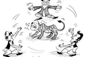 حکومت کیخلاف عمران خان ، طاہر القادری ، چوہدری شجاعت کا گرینڈ الائنس ..