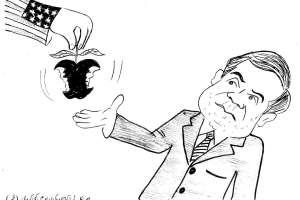 امریکا نے پاکستان کی امداد میں کمی کر دی ۔ (خبر)