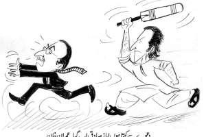 دعوے سے کہتا ہوں ایاز صادق اب گیا ۔ عمران خان
