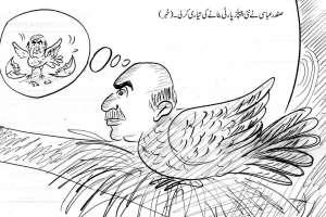 صفدر عباسی نے نئی پیپلز پارٹی بنانے کی تیاری کر لی ۔(خبر)