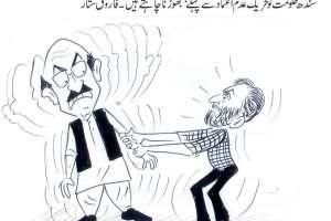 سندھ حکومت تحریک عدم اعتماد سے پہلے جھنجھوڑنا چاہتے ہیں، فاروق ستار
