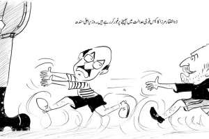ذوالفقار مرزا کا کیس فوجی عدالت میں بھیجنے پر غور کر رہے ہیں، وزیراعلی ..
