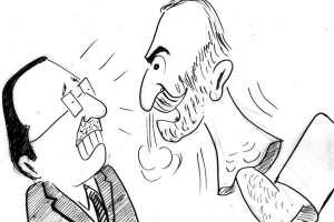 ذوالفقار مرزا کے پیچھے کسی کا ہاتھ ہے، آصف علی زرداری
