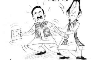 استعفی دینے پر تیار تھا عمران خان نے روک دیا۔ شیخ رشید
