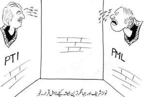 نواز شریف اور جہانگیر ترین ہمیشہ کیلئے نااہل قرار۔ خبر