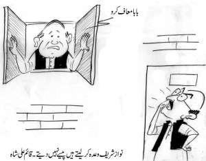 وزیراعظم وعدہ کر لیتے ہیں، پیسے نہیں دیتے، قائم علی شاہ