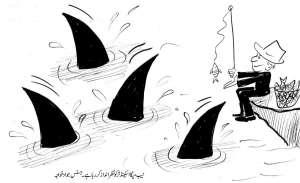 نیب میگا سکینڈلز کو نظر انداز کر رہا ہے، جسٹس جواد خواجہ