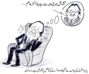 پرویز مشرف کی جانب سے کشمیر کا سودا کرنے کی کوشش پر تشویش ہے، آصف علی زرداری