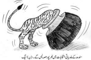 سندھ کے بلدیاتی انتخابات میں بھرپور حصہ لیں گے، مسلم لیگ ن