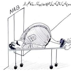 سندھ پولیس کرپشن کیس کی تحقیقات ..