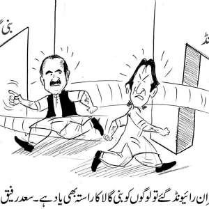 عمران خان رائے ونڈ گئے تو لوگوں ..