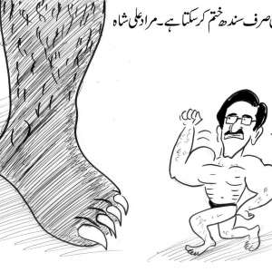 توانائی بحران صرف سندھ حل کر ..