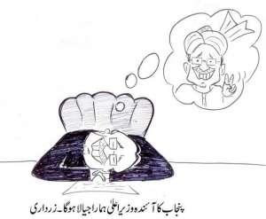 پنجاب کا آئندہ وزیراعلی ہمارا جیالا ہو گا۔ آصف زرداری