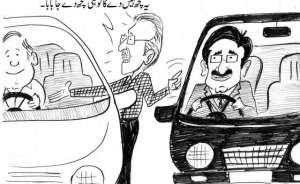 مئیر کراچی نے سندھ حکومت سے مایوس ہو کر ترقیاتی کاموں کیلئے وفاق سے فنڈ مانگ لئے۔ خبر