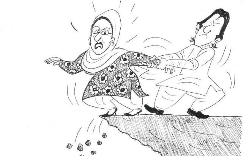 عمران خان نے فردوس عاشق اعوان کو استعفی دینے سے روک دیا۔ خبر
