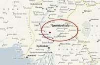 نواب شاہ میں اسکول بس اور ٹرک میں تصادم، 9 طالب علم جاں بحق
