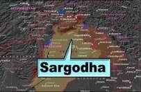 سرگودھا میں نامعلوم افراد کی فائرنگ سے 3افراد جاں بحق ،2زخمی