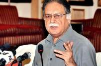 خان صاحب دہشت گردی کے ذمہ داروں کا نام لیتے ہوئے شرماتے ہیں، پرویز رشید