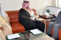 پاکستان کے سعودی عرب کے ساتھ اسٹریٹجک تعلقات قائم ہیں ، سعودی نائب ..