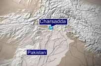 چارسدہ ، پولیس موبائل کے قریب بم دھماکہ ،ایک بچہ اور چھ اہلکار شہید ..