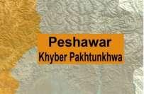 پشاور میں نامعلوم افراد کی گھر میں گھس کر فائرنگ سے 3 افراد جاں بحق