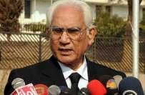 پرویزمشرف کا مشکل وقت میں ساتھ دینے پر ایم کیوایم کے شکر گزار ہیں، احمد ..