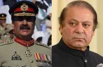 وزیراعظم ، آرمی چیف ملاقات، طالبان سے مذاکرات کیلئے ایجنڈے پر تبادلہ ..
