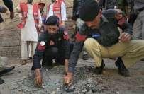 پشاور دھماکہ،خودکش حملہ آور کے اعضا مل گئے،دو زخمیوں کی حالت تشویشناک