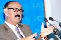 طالبان کمیٹی نے ملاقات کیلئے آگاہ نہیں کیا،عرفان صدیقی