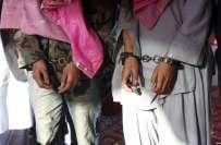 قصور سے 'را' کے 3 ایجنٹ گرفتار، بھارتی پاسپورٹ اور حساس تنصیبات کے نقشے ..
