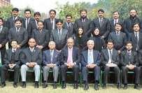 پنجاب بھر کی عدالتوں میں پیشی کیلئے 36تازہ دم اسسٹنٹ ڈسٹرکٹ پبلک پراسیکیوٹرزکا ..