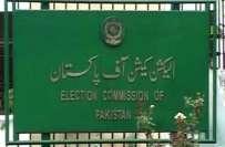 پنجاب حلقہ بندیاں کیس،وفاقی سطح پر قانون سازی کی جائے،الیکشن کمیشن