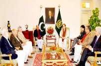 طالبان سے مذاکرات کرنے والی حکومتی کمیٹی آج وزیراعظم سے ملاقات کرےگی