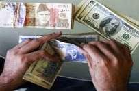 ڈالر کے مقابلے میں روپے کی قدر میں گراوٹ جاری