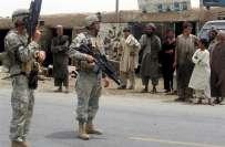 افغان اور اتحادی افواج حقانی نیٹ ورک کیخلاف کارروائی کی تیاریاں کررہی ..