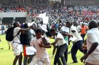 نائیجیریا ،بھرتی کے عمل کے دوران بھگدڑ مچنے سے 7 افراد ہلاک ،متعدد زخمی
