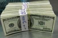 انٹر بینک میں ڈالر کی قدر میں 10 پیسے اضافہ