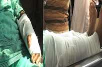 لاہور: قانون دان ظالم بن گیا، چودہ سالہ ملازمہ کا بازو توڑ دیا