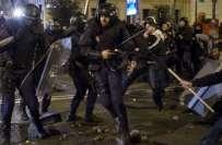 سپین میں بیروزگاری کیخلاف ہزاروں افراد سڑکوں پر نکل آئے، مظاہرین کا ..