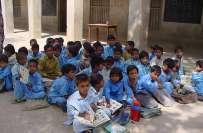 ملک میں 45 فیصد سرکاری ا سکول بغیربجلی، 35 فیصد چاردیواری کے بغیر