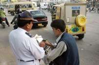 سندھ اسمبلی ،ٹریفک قوانین کی خلاف ورزی پر جرمانے کی رقم میں اضافہ کردیا ..