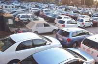 استعمال شدہ سستی گاڑیوں کی درآمدمیں اضافہ