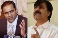 عابد شیر علی کا ذہنی توازن درست نہیں: شوکت یوسفزئی