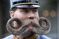 داڑھی جتنی زیادہ بڑھتی جاتی ہے، مرد اتنے ہی کم پرکشش ہوتے جاتے ہیں ، ..