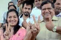 بھارتی انتخابات کا اہم ترین پانچواں مرحلہ اختتام پذیر،فائرنگ سے نوزخمی،مشتبہ ..