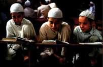 ملک کے بعض مدارس اسلامی ممالک سے امداد وصول کررہے ہیں، وزارت داخلہ