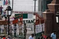 غلطی سے سرحد عبور کرنیوالے نوجوان کو پاکستانی حکام کے حوالے کردیا ، ..